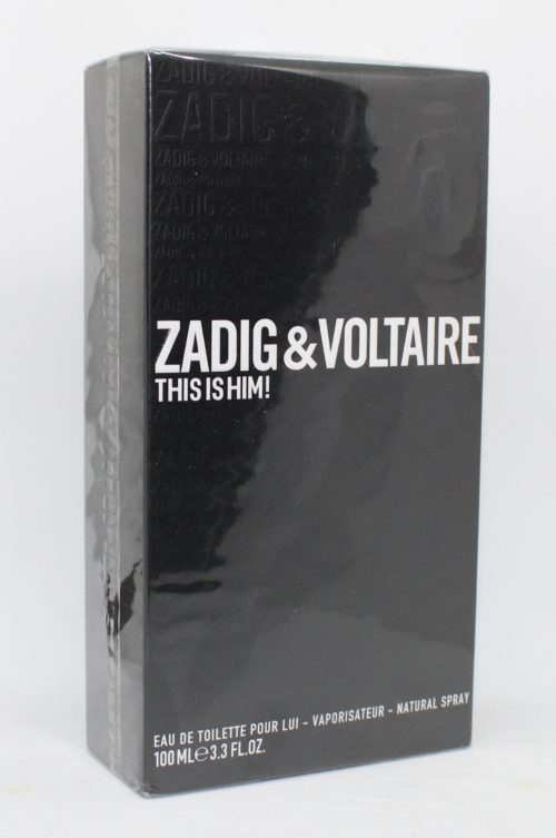 Zadig & Voltaire This is Him! 100ml Eau de Toilette