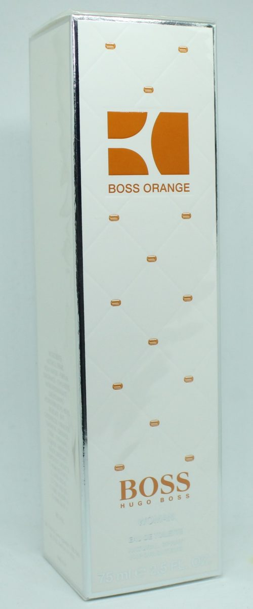 Hugo Boss Orange Woman 75 ml Eau de Toilette