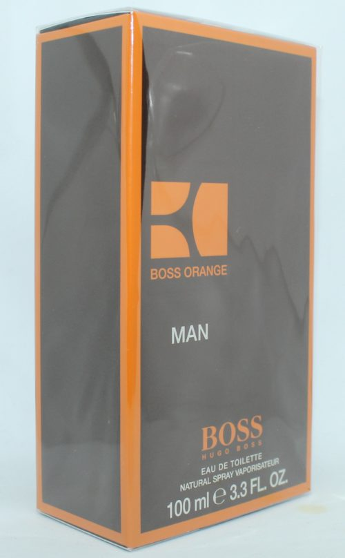Hugo Boss Orange Man 100 ml Eau de Toilette