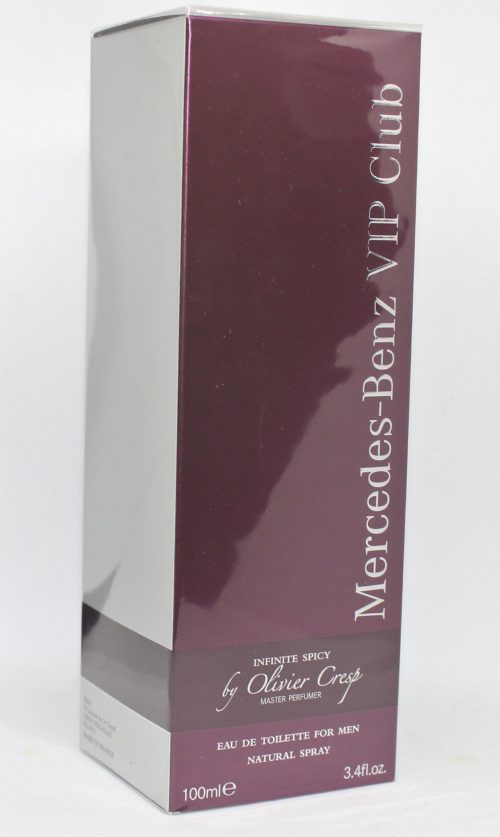 Mercedes-Benz VIP Club Infinite Spicy 100ml Eau de Toilette