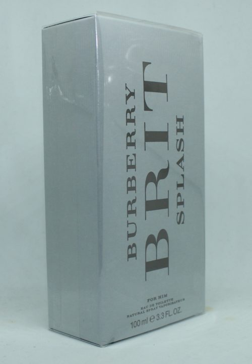 Burberry Brit Splash 100 ml Eau de Toilette