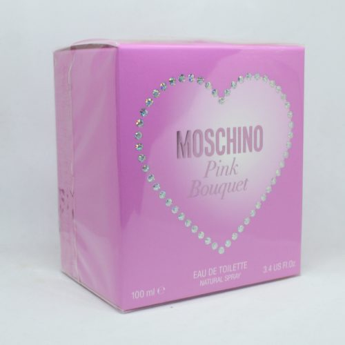 Moschino Pink Bouquet 100 ml Eau de Toilette
