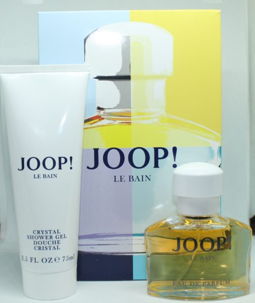 JOOP! Le Bain Set 40 ml Eau de Parfum & 75 ml Shower Gel Geschenkset