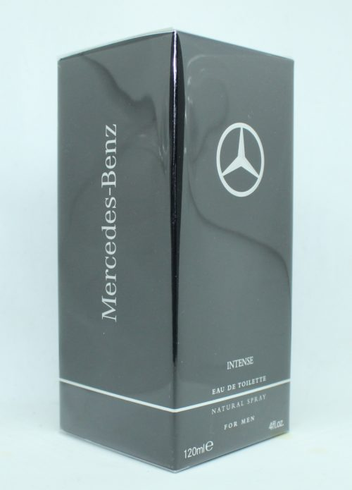 Mercedes-Benz Intense for Men 120 ml Eau de Toilette