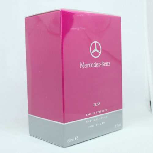 Mercedes-Benz Rose for Woman 60 ml Eau de Toilette