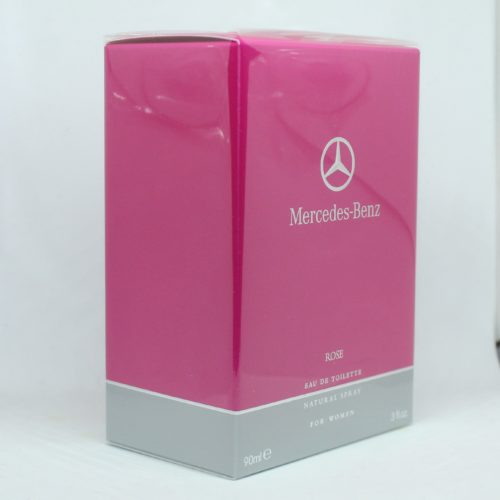 Mercedes-Benz Rose for Woman 90 ml Eau de Toilette
