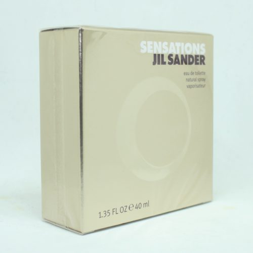 Jil Sander Sensations 40 ml Eau de Toilette