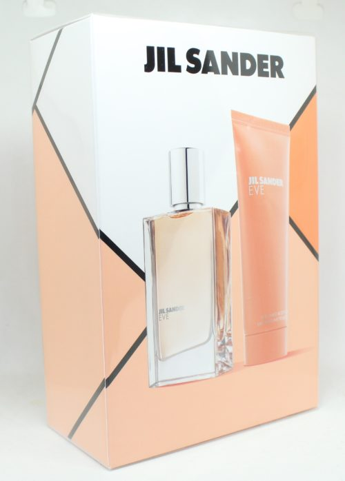 Jil Sander Eve Set 30 ml Eau de Toilette EDT & 75 ml Bodylotion Geschenkset