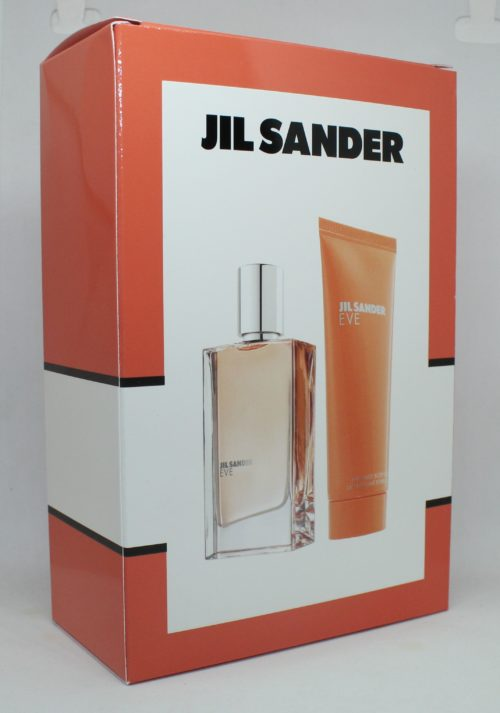 Jil Sander Eve Set 30 ml Eau de Toilette EDT & 75 ml Bodylotion Körperlotion